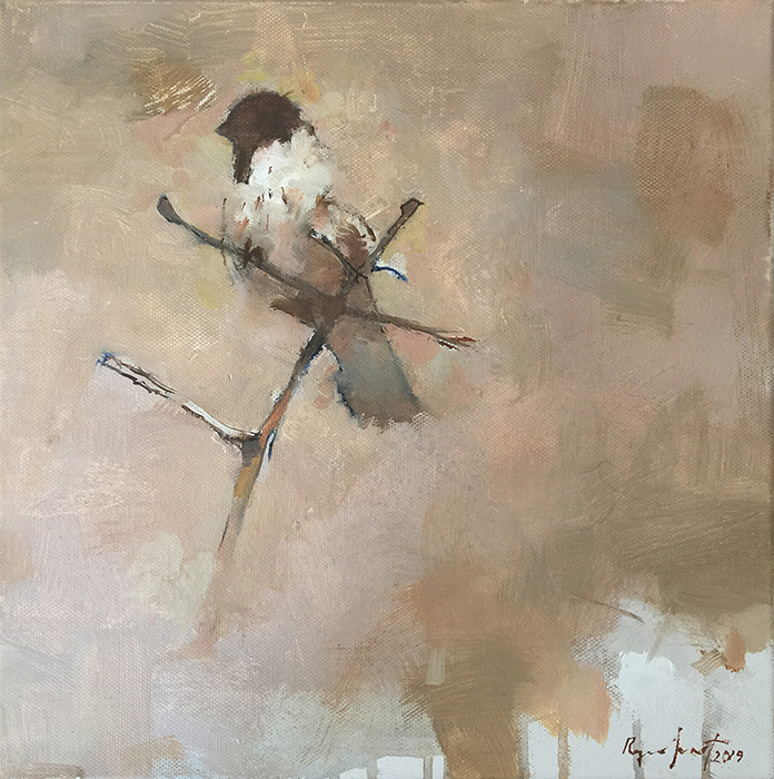 Last sparrow in Venice October special • R25 000